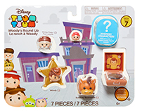 Disney Tsum Tsum Package Design (C) Jakks Pacific