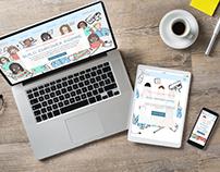Women in Technology | Website Redesign