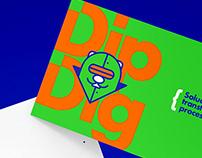 Dip Dig - Branding