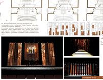 Set design - Richard III