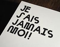 SQAAQ - Hésitation typographique