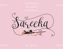 Sareeka Script ( FREE )