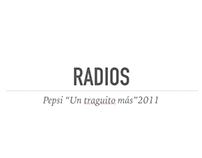 PEPSI radios 2011