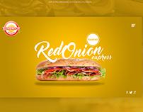 Sandwich Express - Website