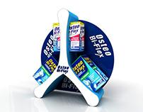Osteo Bi-Flex Healthcare Products POS Unit