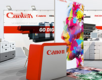 Cantek Stand - COPIS 2019