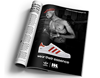Adidas Superstar HHL - Hip Hop Legends