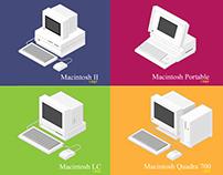 40th Anniversary Apple computer Vintage  2