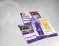 Various - flyers