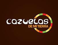 Diseño de marca Cazuelas de mi Tierra
