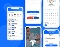 Online Appointment Booking Mobile App (HealthCare)
