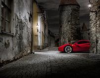 Location Car Photography