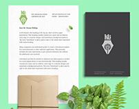 HILI Publications Identity Design