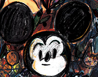Mickey Mouse's 90th Birthday