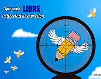Ilustración - Charlie Hebdo