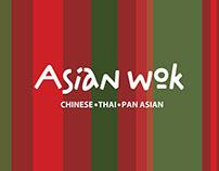 Asian wok brandng