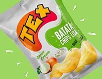 Batata Chips - TEX