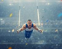Caixa Olimpíadas-Fabiana Murerer/ Arthur Zanetti