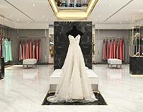 Bridal design store