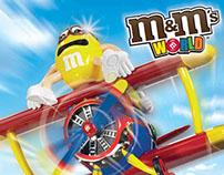 M&M's World Catalog