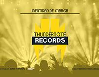 ThunderNote Records: Identidad de Marca
