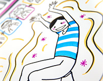 Fastlab illustrations