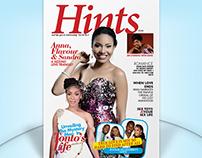 Hints Magazine Layout