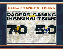 Gen.G Shanghai Tigers - NBA 2K League