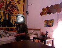 AR Head Tracking Prototype using Kinect