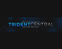TridentCentral - Youtube banner