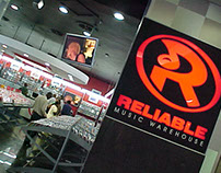 Reliable Music Warehouse 2001 - 2004
