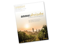 anno13 Magazin - Grafik & Layout-Konzept