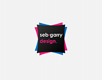 Sebgarry Design Branding