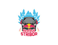 Red Bull STRIBOR - graphic design & illustration