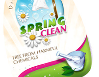 SPRING CLEAN PRODUCT