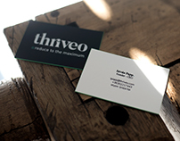 Thriveo branding & webdesign