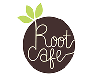Root Cafe Identity