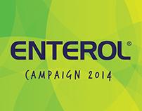 Enterol - Campaign 2014