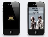 Osklen E-Commerce App