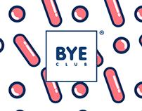 BYE Club logo