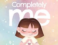Completely Me   children's book