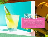 Branding & Web | Present Company Bar & Restaurant
