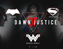 Dawn of Justice (Fan-art)