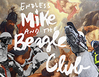 "Endless Mike and the Beagle Club ""Saint Paul"" Packaging"
