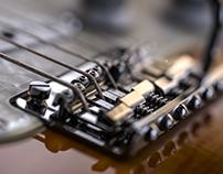 Fender Stratocaster | American Elite - CGI