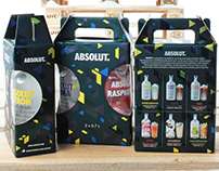ABSOLUT New Year special packages for 2016