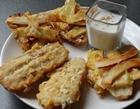 cách làm Bánh Chuốichiên|bánh Khoai Chiên– Fried Ba