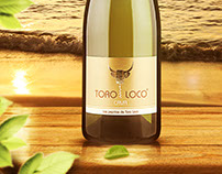Vinho / Wine Espumante Toro Loco Cava Brut