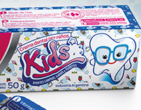 Dental Toothpaste for Kids