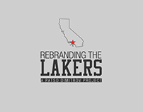 Los Angeles Lakers : Rebrand